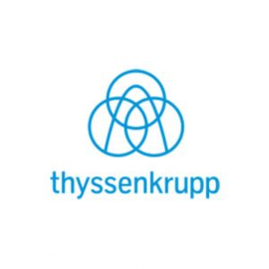 Logo da Thyssenkrupp